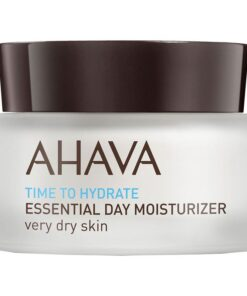 AHAVA Time To Hydrate Essential Day Moisturizer - Very Dry Skin 50 ml