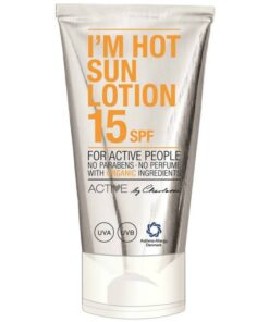 Active By Charlotte I'm Hot Sun Lotion SPF15 150 ml