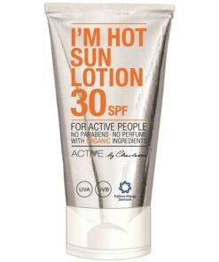 Active By Charlotte I'm Hot Sun Lotion SPF30 150 ml