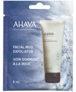 Ahava Facial Mud Exfoliator 8 ml