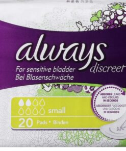 Always Discreet Small 20 Pieces
