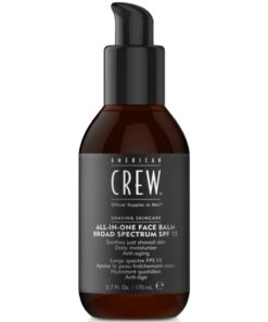 American Crew All-In-One Face Balm SPF15 - 170 ml