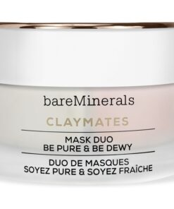 Bare Minerals Claymates Mask Duo Be Pure & Be Dewy 58 gr.