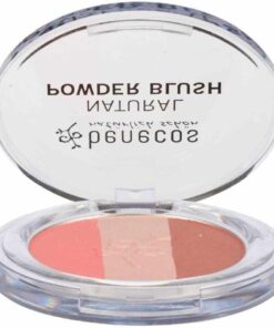 Benecos Natural Powder Blush 5 g - Fall In Love