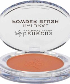 Benecos Natural Powder Blush 5 gr. - Toasted Toffee