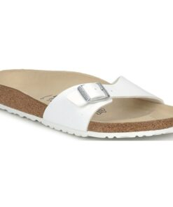 Birkenstock Madrid Regular White - 41 (U)