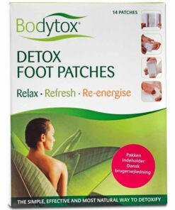 Bodytox Detox Foot Patches 14 Pieces