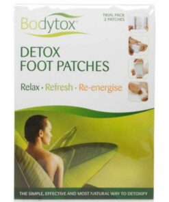 Bodytox Detox Foot Patches 2 Pieces