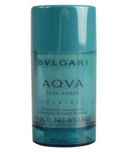 Bvlgari Aqva Pour Homme Marine Deodorant Without Alcohol 75 ml