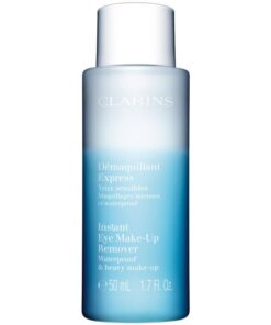 Clarins Instant Eye Make-Up Remover Waterproof 50 ml
