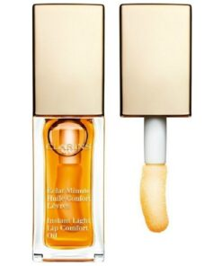 Clarins Instant Light Lip Comfort Oil 7 ml - 01 Honey