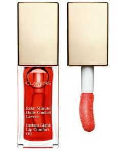 Clarins Instant Light Lip Comfort Oil 7 ml - 03 Red Berry