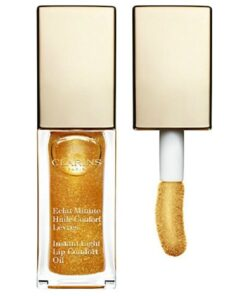 Clarins Instant Light Lip Comfort Oil 7 ml - 07 Honey Glam