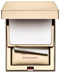 Clarins Kit Pores & Matite Powder With Blotting Papers 6