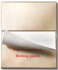 Clarins Kit Pores & Matite Refill 2 x 70 Sheets