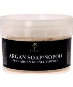 Cosmos Co Argan Soap/Nopoo Pure Argan Kernel Powder 100 gr.