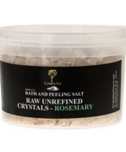 Cosmos Co Raw Unrefined Crystals - Rosemary 240 gr.