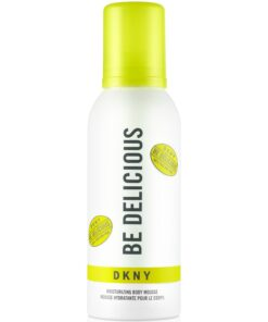 DKNY Be Delicious Moisturizing Body Mousse 150 ml