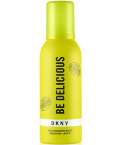 DKNY Be Delicious Refreshing Shower Mousse 150 ml