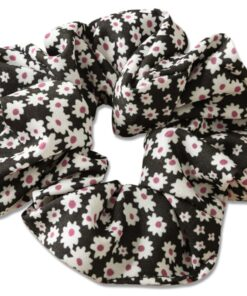 Everneed Summer Scrunchie - Black (5266)