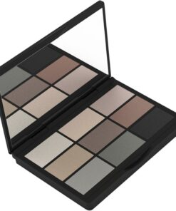 GOSH 9 Shades Eyeshadow Collection 12 gr. - 004 To Be Cool In Copenhagen