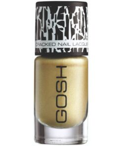 GOSH Cracked Nail Lacquer 8 ml - 04 Gold