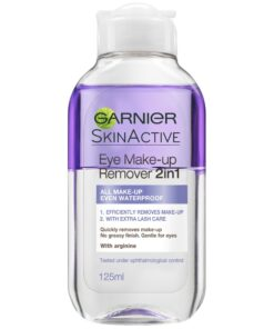 Garnier Skinactive Cleansing Eye Make-Up Remover 125 ml