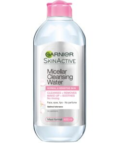 Garnier Skinactive Cleansing Micellar Water Normal & Sensitive Skin 400 ml