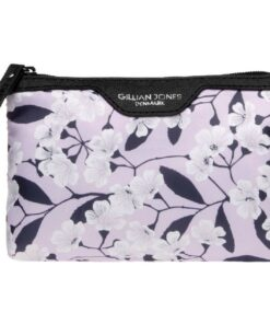 Gillian Jones Urban Travel Purse Flowers 10063-75181