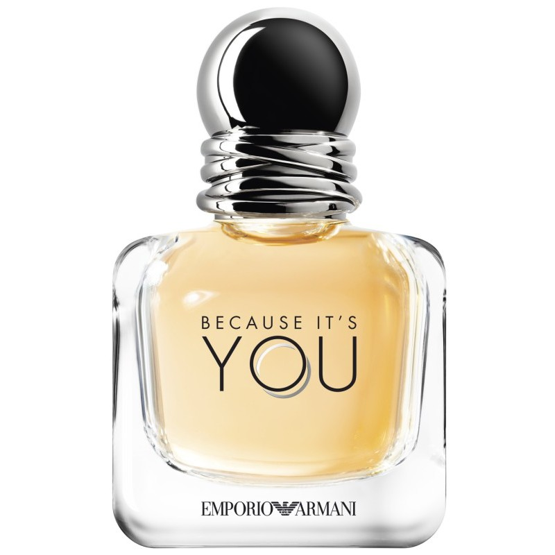 Giorgio Armani Because It´s You For Her EDP 50 ml