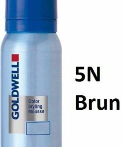 Goldwell Color Styling Mousse 5N Light Brun 75 ml.