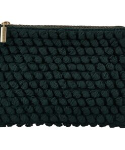 House Doctor Clutch Tofted Green Small