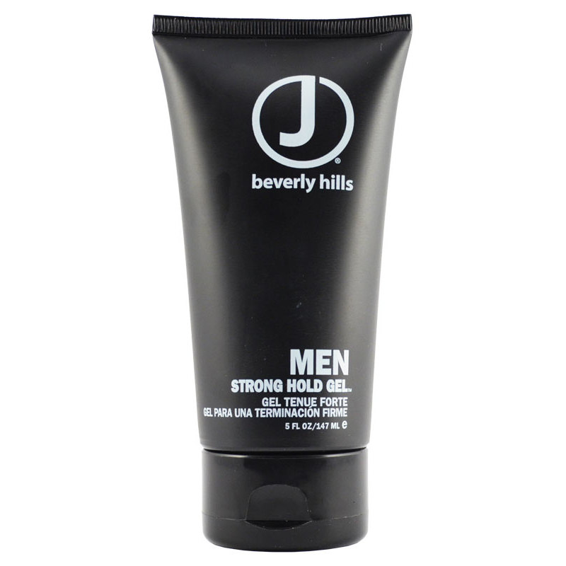 J Beverly Hills Men Strong Hold Gel 147 ml (U)