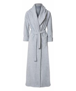 Karmameju Mount Everest Robe Light Grey Str X-Small
