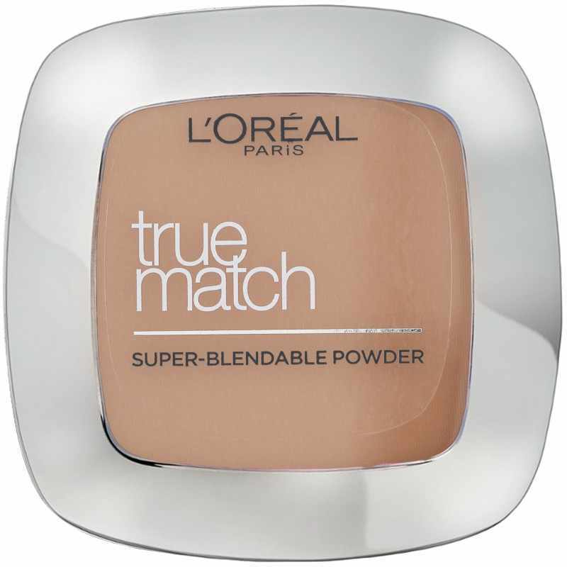 L'Oreal Paris Cosmetics True Match Powder - 3.D/3.W Golden Beige