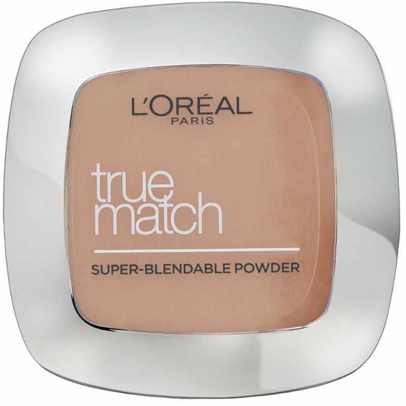 L'Oreal Paris Cosmetics True Match Powder - 3.R/3.C Rose Beige
