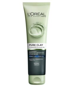 L'Oreal Paris Skin Cleansing Pure Clay Illuminating Cleansing Gel 150 ml
