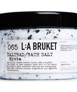 L:A Bruket 065 Sea Salt Bath Mint 450 gr.