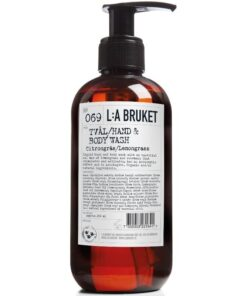 L:A Bruket 069 Hand Soap Lemongrass 240 ml