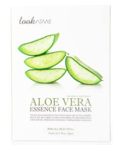 Look At Me Essence Face Mask Aloe Vera 5 Pieces