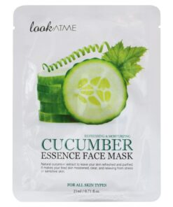 Look At Me Essence Face Mask Cucumber 1 Piece
