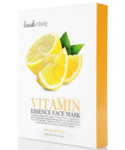 Look At Me Essence Face Mask Vitamin 5 Pieces (U)