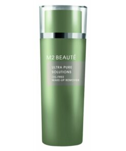 M2 Beaute Ultra Pure Solutions Oil-Free Make-Up Remover 150 ml