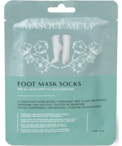 Masque Me Up Foot Mask Socks 1 Piece