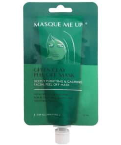 Masque Me Up Green Clay Peel Off Mask 20 ml