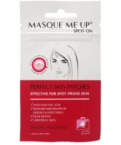Masque Me Up Perfect Skin Pimple Patch 22 Pieces