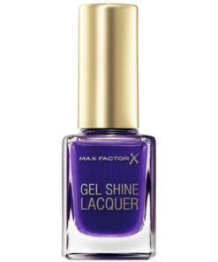 Max Factor Gel Shine Lacquer - 35 Lacquered Violet (U)