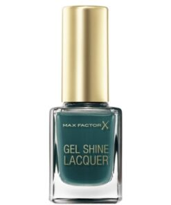 Max Factor Gel Shine Lacquer - 45 Gleaming Teal (U)