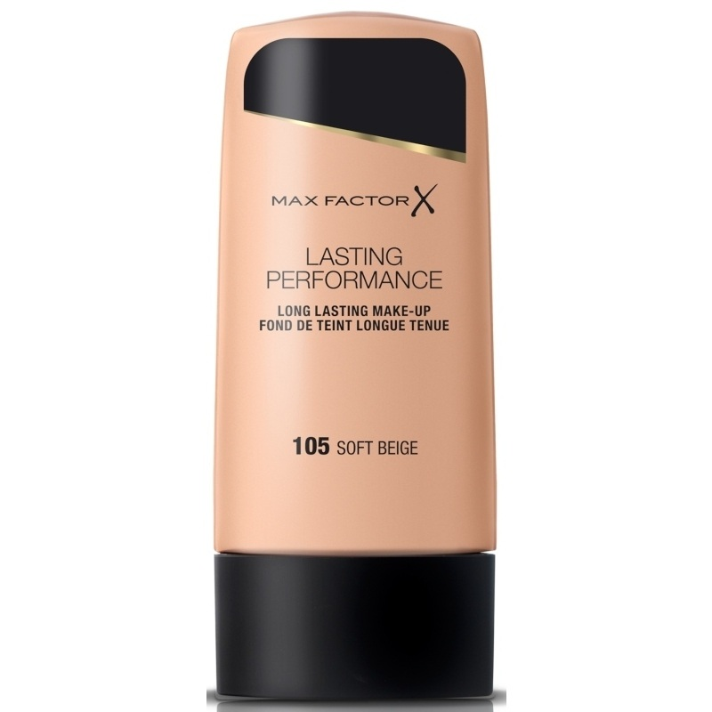 Max Factor Lasting Performance Foundation 35 ml - 105 Soft Beige