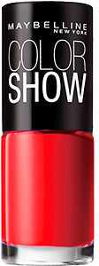 Maybelline Color Show 60 Seconds Urban Coral Neglelak 7 ml